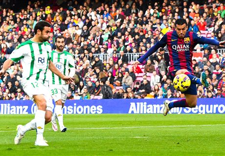 Match Report: Barcelona 5-0 Cordoba