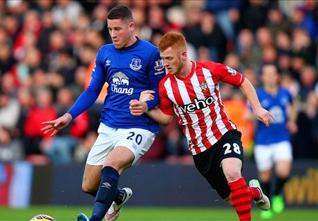 Ratings: Southampton 3-0 Everton