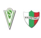 EN VIVO: S. Wanderers 1-6 Palestino