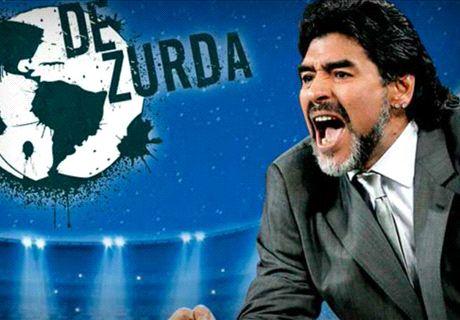 Diego vuelve a la televisión