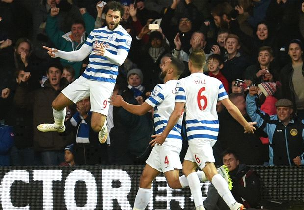 QPR 3-2 West Brom: Austin scores hat-trick in comeback win