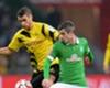 Werder Bremen 2-1 Borussia Dortmund: Hosts off the bottom by adding to Klopp's woes