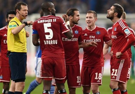 Galerie: Der 17. Bundesliga-Spieltag