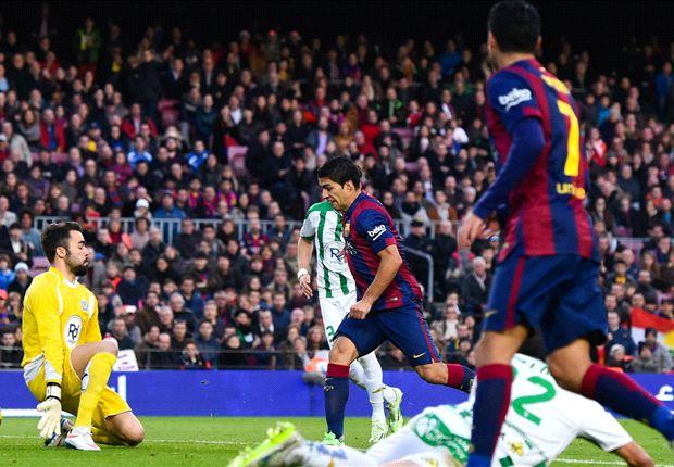 Barcelone 5-0 Cordoba