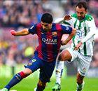 El Barça, peleado con los palos