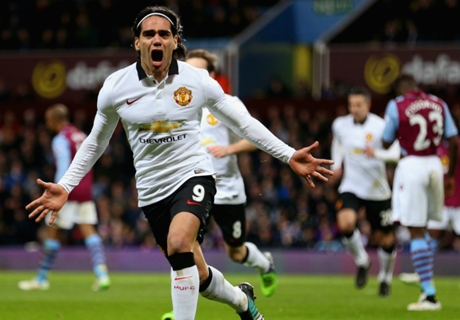 FT: Aston Villa 1-1 Manchester United