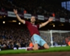 West Ham 2-0 Leicester City: Carroll, Downing seal the points