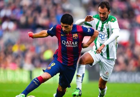 GALERÍA: Barcelona 5-0 Córdoba