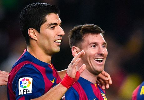 Suarez: I'm not obsessed with scoring