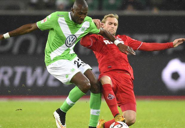 Köln verlangte den Wolfsburgern alles ab