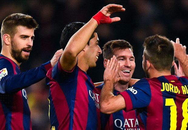 2014, el año más complicado para el Barça