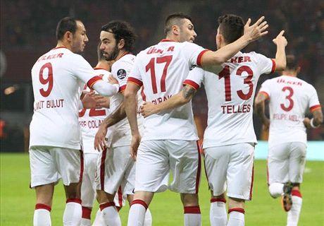 Süper Lig: Gala gewinnt kuriose Partie