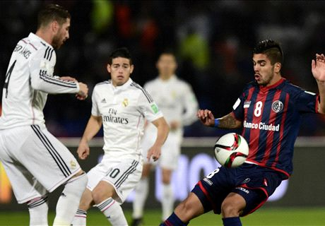 EN VIVO: Real Madrid 1-0 San Lorenzo