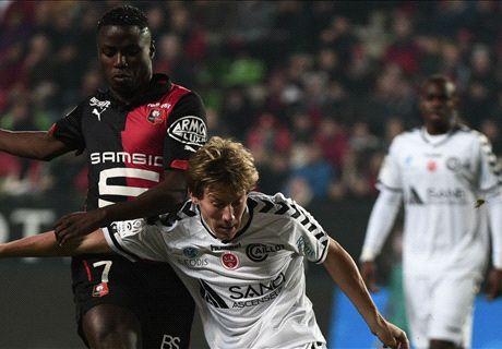 Rennes, Ntep revient sur son but controversé