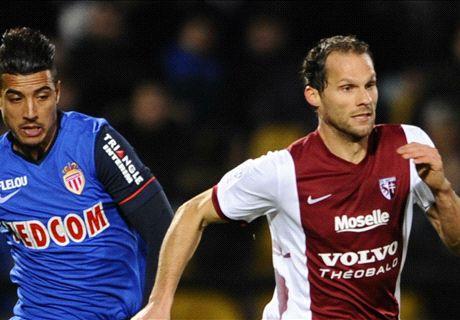 Résumé de match, Metz-Monaco (0-1)