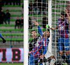 Résumé de match, Caen-Bastia (1-1)