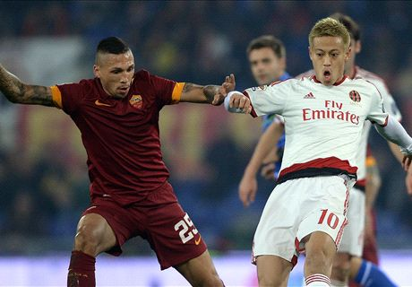 FT: AS Roma 0-0 AC Milan