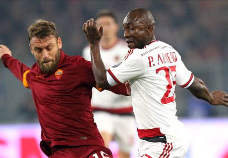 Match Report: Roma 0-0 AC Milan