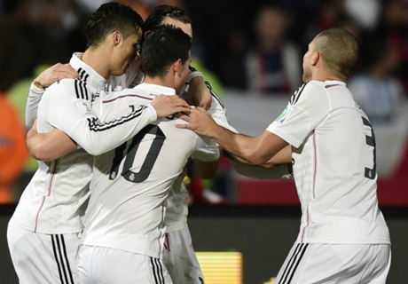 Player Ratings: Madrid 2-0 San Lorenzo