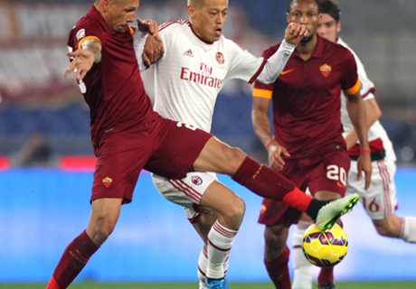 Player Ratings: Roma 0-0 Milan