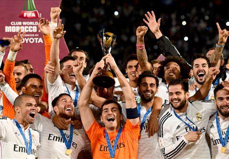 Real Madrid Menjadi Raja Dunia