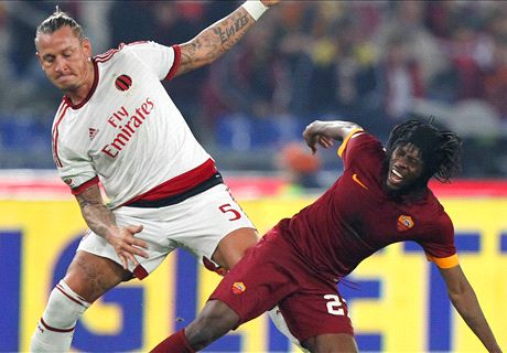 Roma let Juve and Milan off the hook