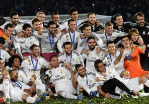 An evening to remember in a year that will never be forgotten for Real Madrid