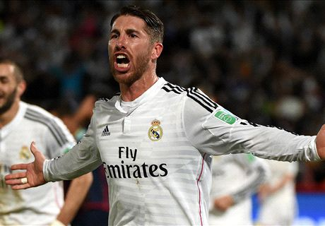 Ramos the man for the big occasion
