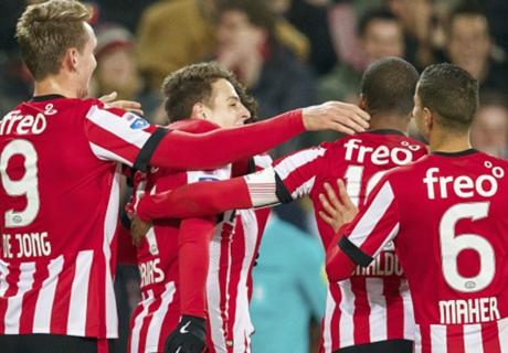 REVIEW: Pesta PSV Di Penghujung Tahun
