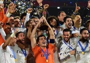 ريال مدريد 2-0 سان لورنزو | كاسياس يرفع الكأس الغالية