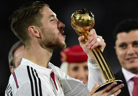 Ramos in no hurry over Madrid contract