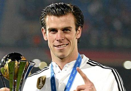 Plus de buts et plus de titres, Bale a fait mieux que Neymar en 2014