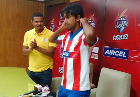 Barreto: I'm very fond of Rafique