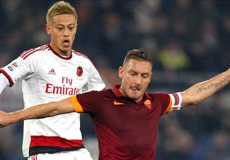 VIDEO - Highlights Roma-Milan 0-0