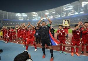 Malaysia vs Thailand AFF Suzuki Cup Final 20122014
