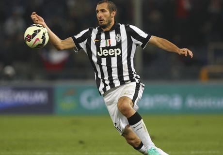 Loyalitas Chiellini Pada Juventus