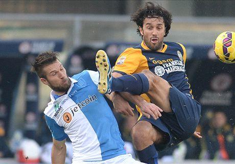 Verona-Chievo 0-1: Paloschi uomo derby