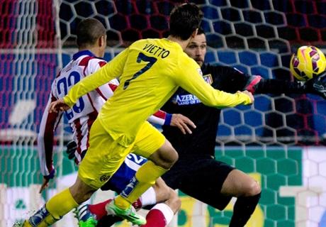 Laporan: Villarreal 3-0 Deportivo La Coruna