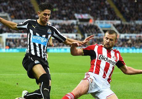 LIVE: Newcastle 0-1 Sunderland