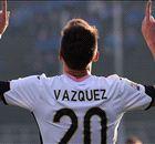 Cinco goles argentinos en un partido