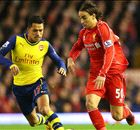 Live: Liverpool 1-1 Arsenal