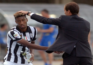 KINGSLEY COMAN | Juventus aren't exactly short on quality in midfield and in the young Frenchman they have another star. Slotting in alongside Arturo Vidal and Paul Pogba against Chievo, Coman