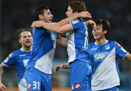 Laporan: Hertha Berlin 0-5 Hoffenheim