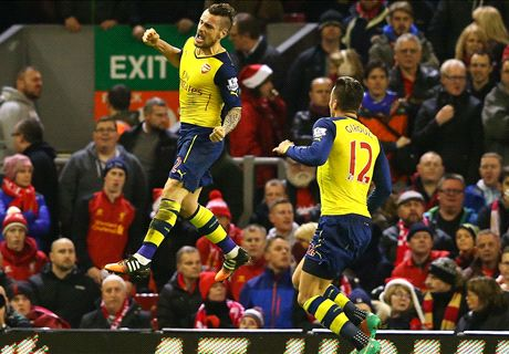 LIVE! Giroud schockt Arsenal