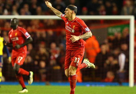 Skrtel breathes life into Rodgers's Liverpool