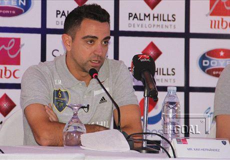 Xavi revela que quase deixou o Barça