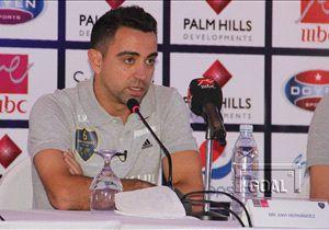 Xavi Hernández seguirá en Barcelona y no piensa en su retiro.