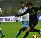 FT: Inter 2-2 Lazio
