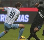 Player Ratings: Inter 2-2 Lazio