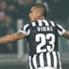 Vidal reconoció que está bien en Turín.